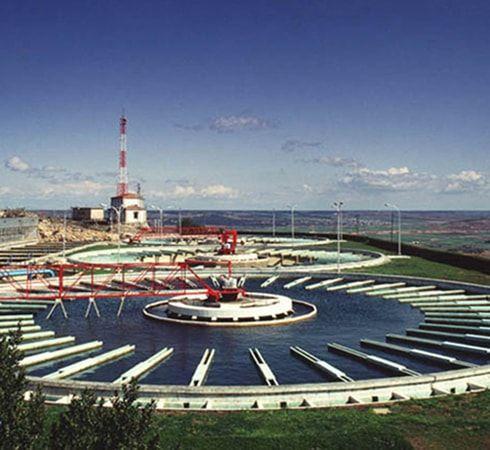 actividad tratamiento de agua potable