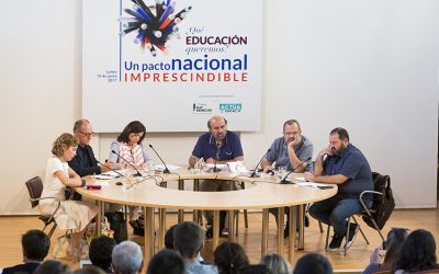 "Debate ""¿Qué Educación queremos? Un pacto nacional imprescindible"""