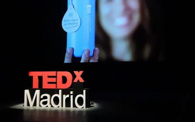Fundación Canal fue una de las entidades colaboradoras de TEDxMadrid