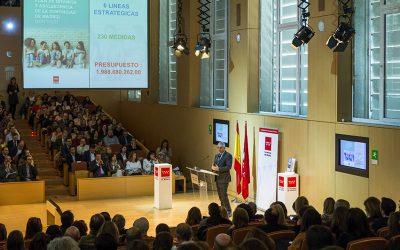 Presentación del Plan de infancia y adolescencia de la Comunidad de Madrid