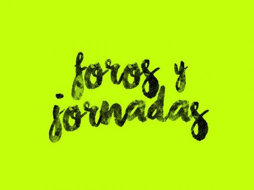 FOROS Y JORNADAS