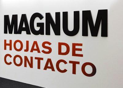 MAGNUM: HOJAS DE CONTACTO