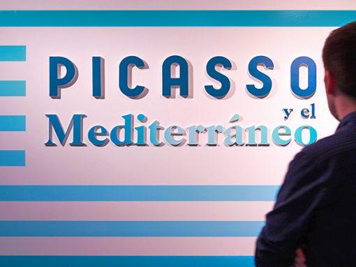 PICASSO Y EL MEDITERRANEO