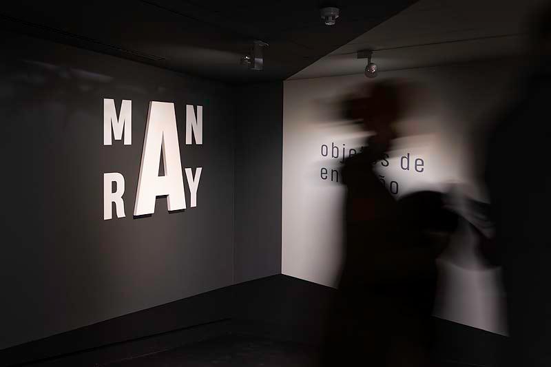 Man Ray. Objetos de ensueño