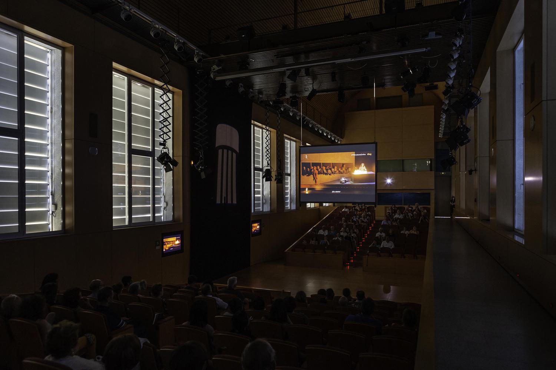 Ópera desde el Teatro Real