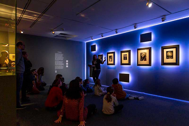 Visitas-taller a las exposiciones