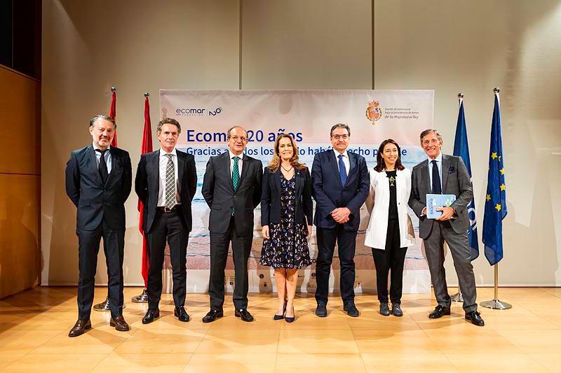 XX Aniversario Fundación Ecomar