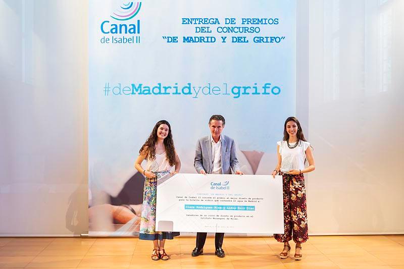 Entrega de premios del concurso - De Madrid y del Grifo