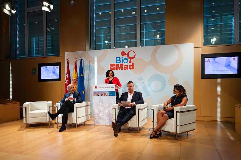 BioMad. Biomedical Innovation Summit.