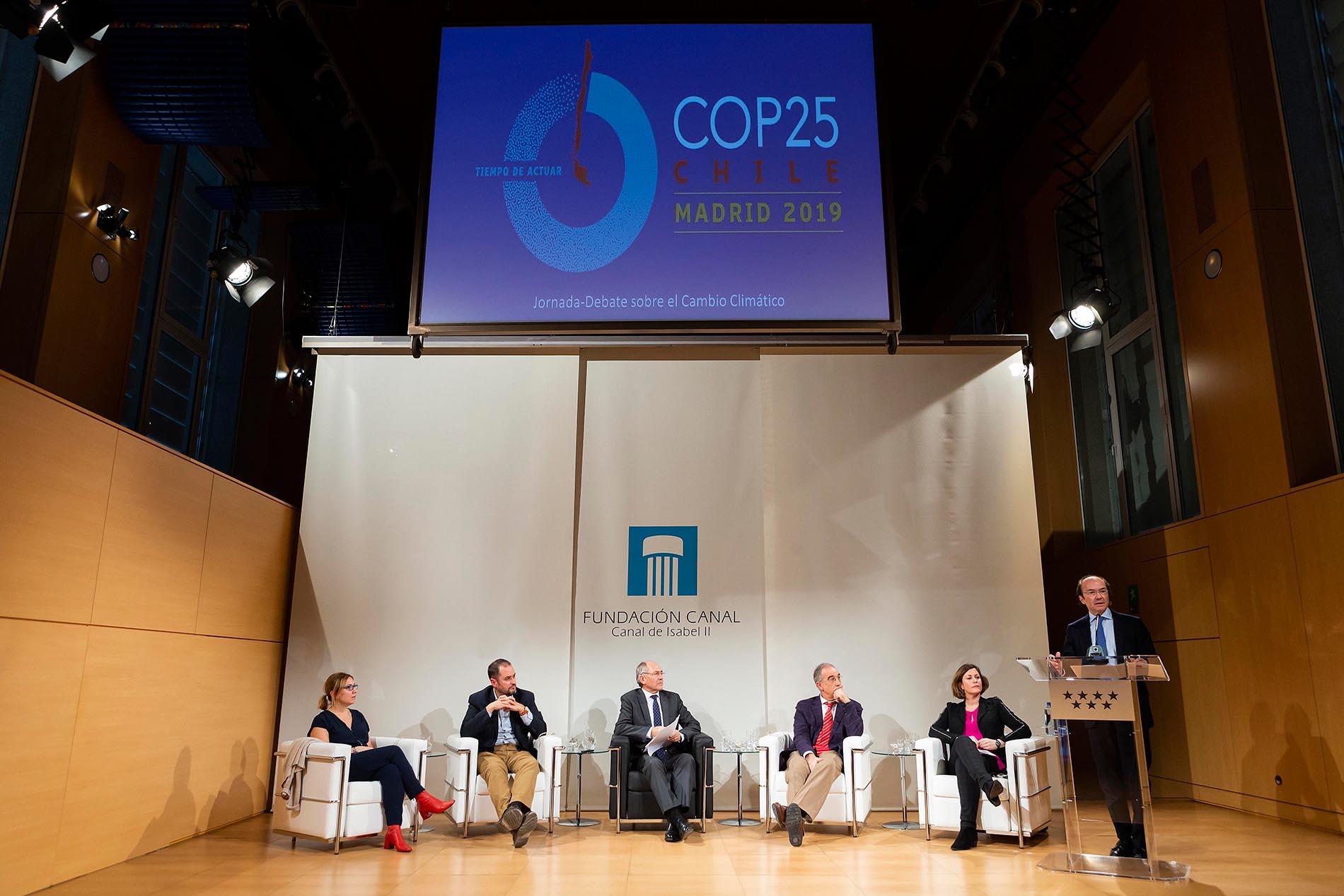 COP-25. Debate sobre cambio climático